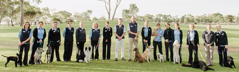 Murray Bridge Vet Clinic Staff